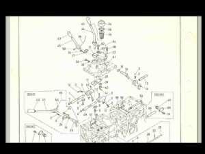 KUBOTA B6000 B6000E TRACTOR PARTS MANUAL 115pg w Diagrams