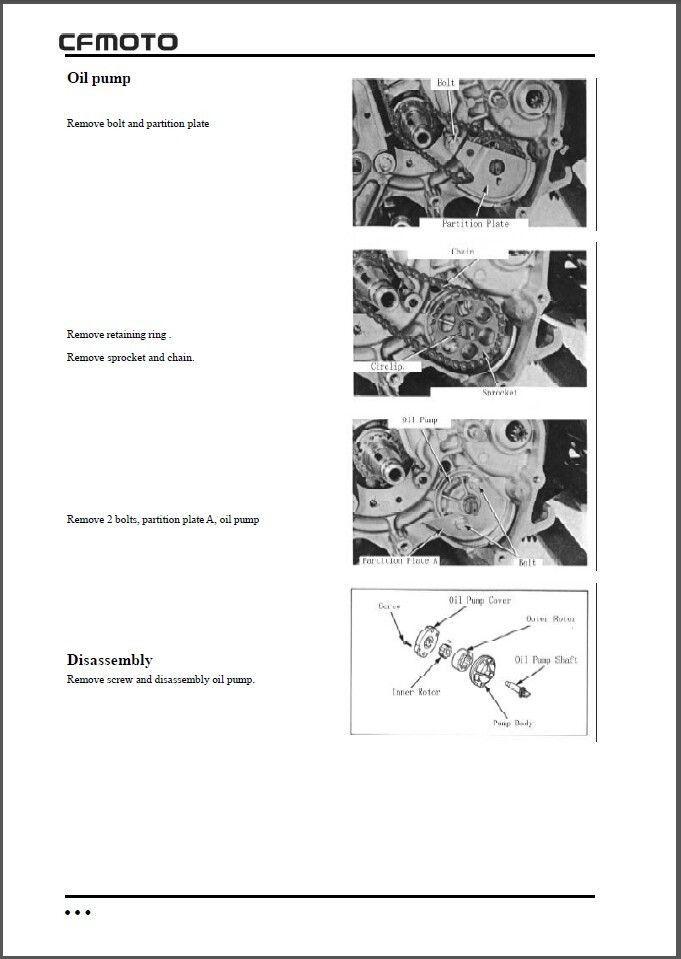 CFMoto V5 Sport Cruiser / CF250T-5 Service Repair Manual