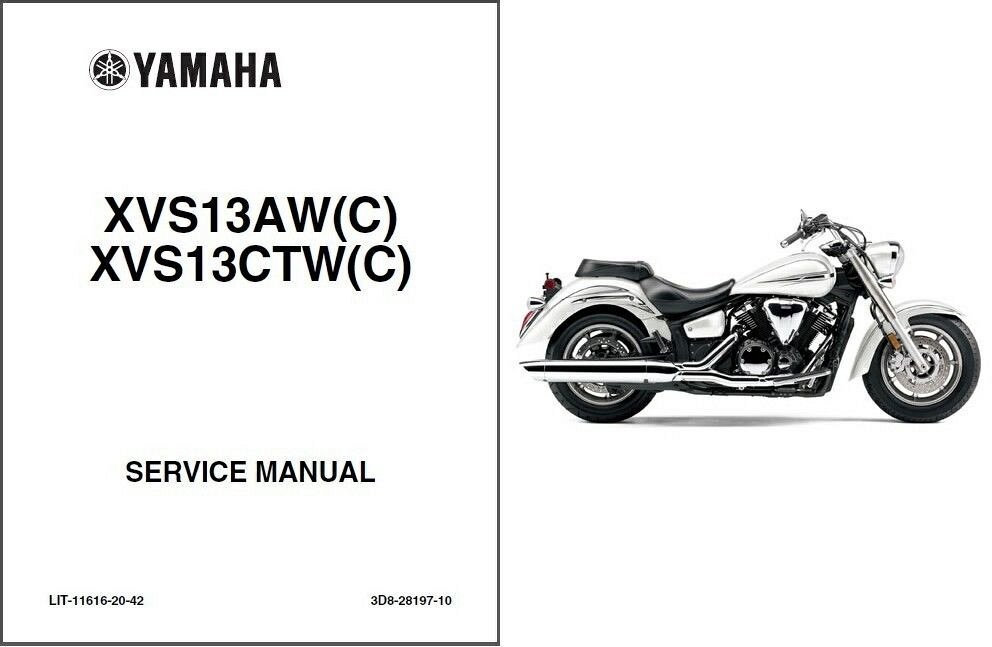Other Motorcycle Manuals Vehicle Parts & Accessories