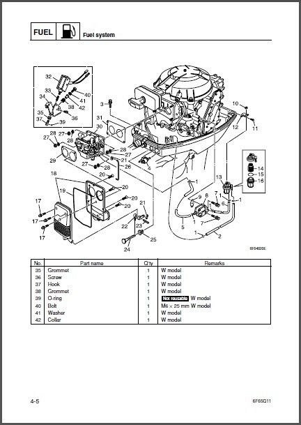 Owners manual for 40 hp 4 stroke yamaha outboard