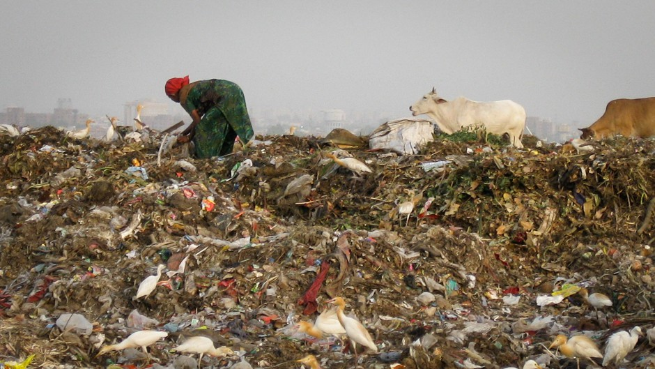 Scrap and Trade Scavenging Myths  Our World