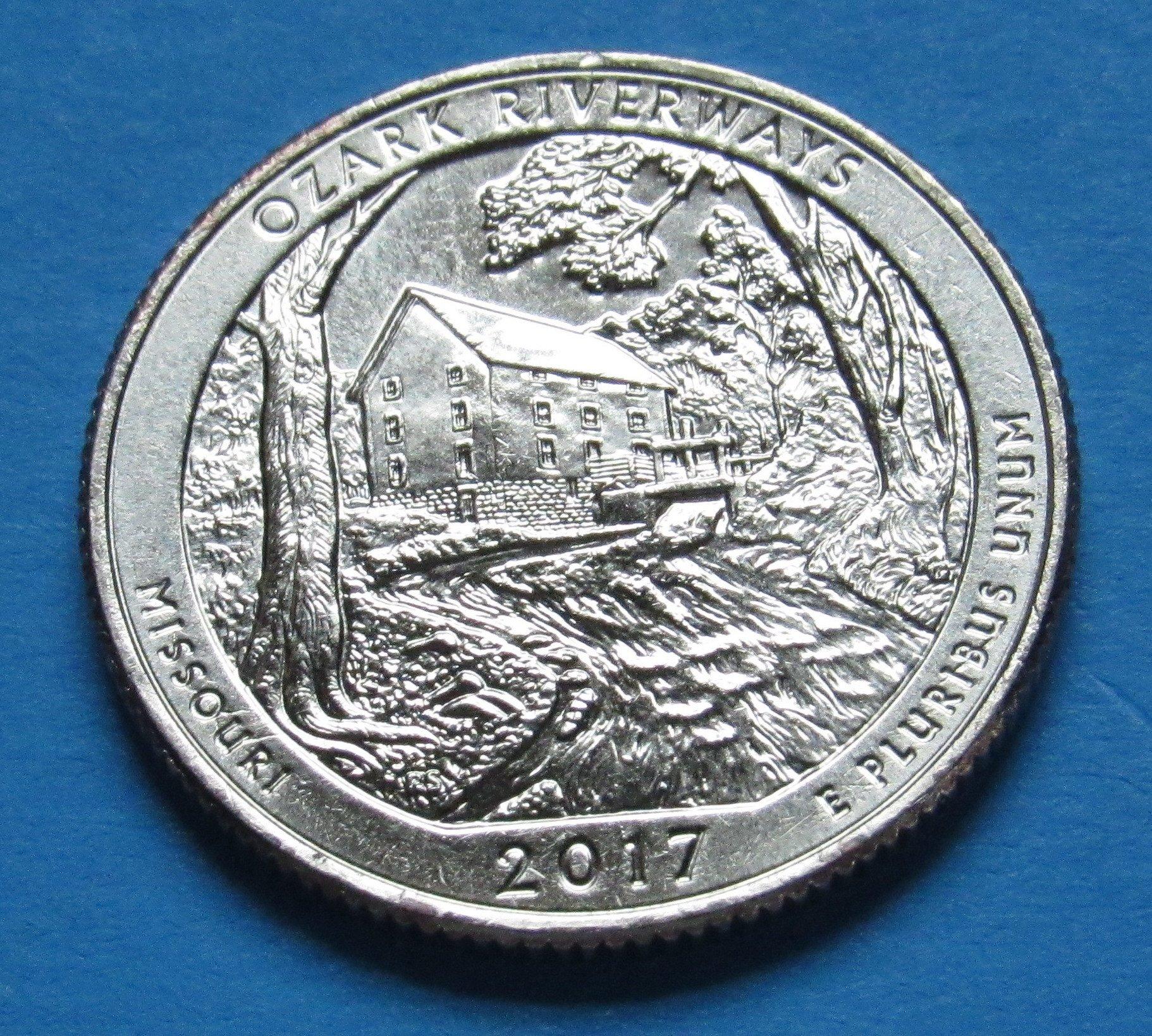 D 25 Cents