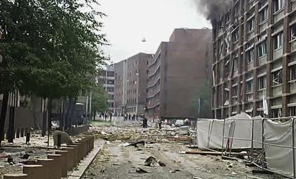 Oslo bombings