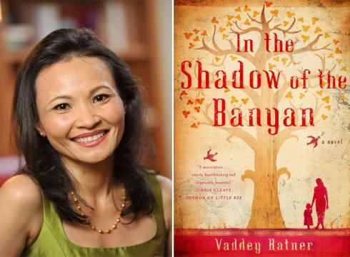 Vaddy Ratner's debut In the Shadow of the Banyan has been nominated for an Indies Choice Award - peoplewhowrite