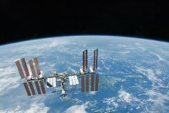 Officials stressed that the six occupants of the International Space Station were in no danger after the shutdown, and that the orbiting complex was in a stable situation.