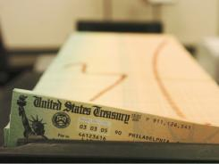 Analysis shows the government would be unable to make payments due Aug. 3 to Social Security recipients.