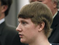 Deryl Dedmon, 19, charged with capital murder in the June 2011 death of 47-year-old James Craig Anderson in Jackson, pleads guilty to murder and committing a hate crime, March 21.