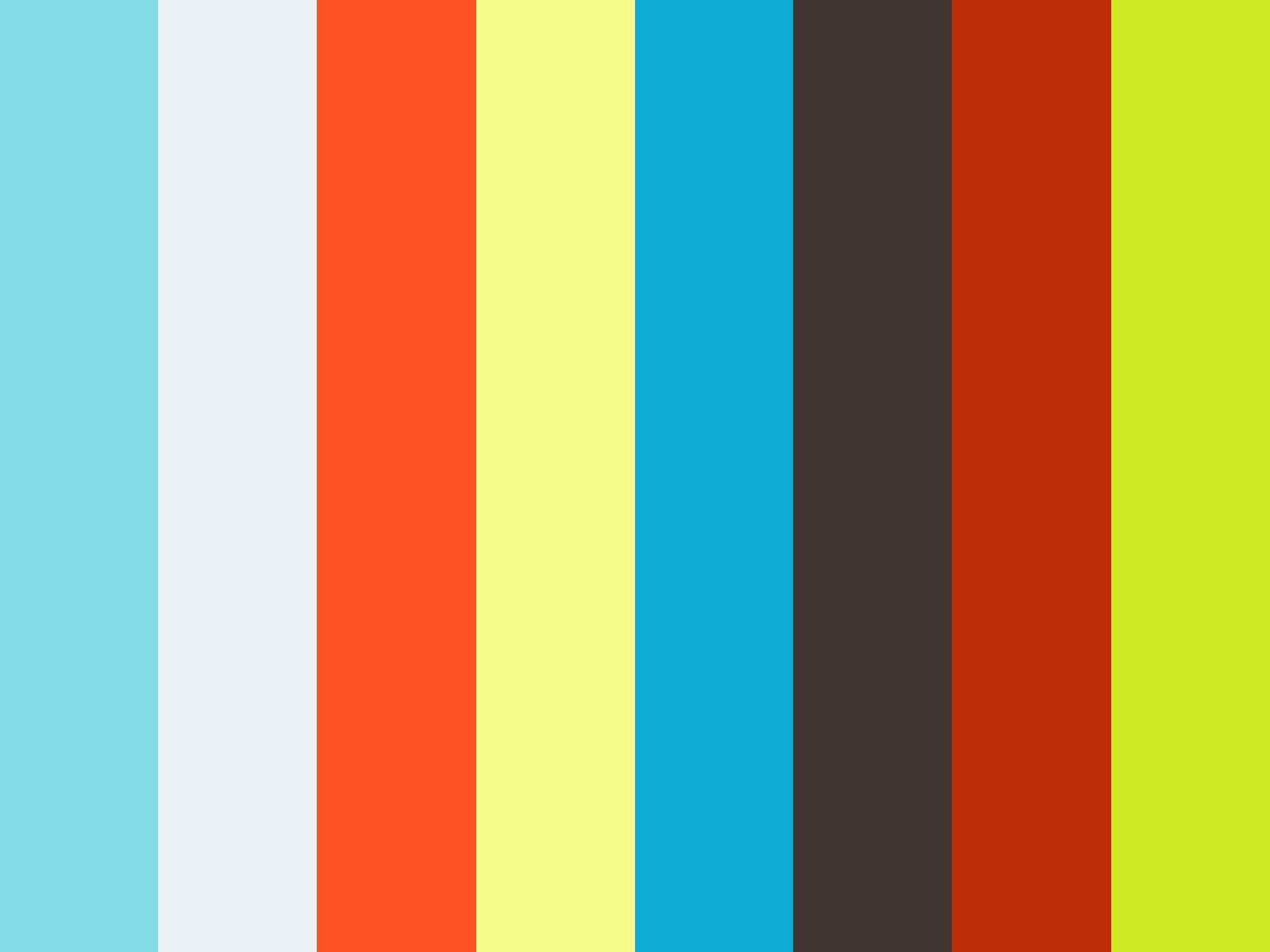 Color Space - sRGB. Adobe RGB. ProPhoto RGB and CMYK on Vimeo
