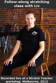 20700 186x275 - Kit Laughlin - Complete Master Flexibilty Series