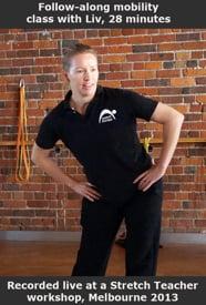 20787 186x275 - Kit Laughlin - Complete Master Flexibilty Series