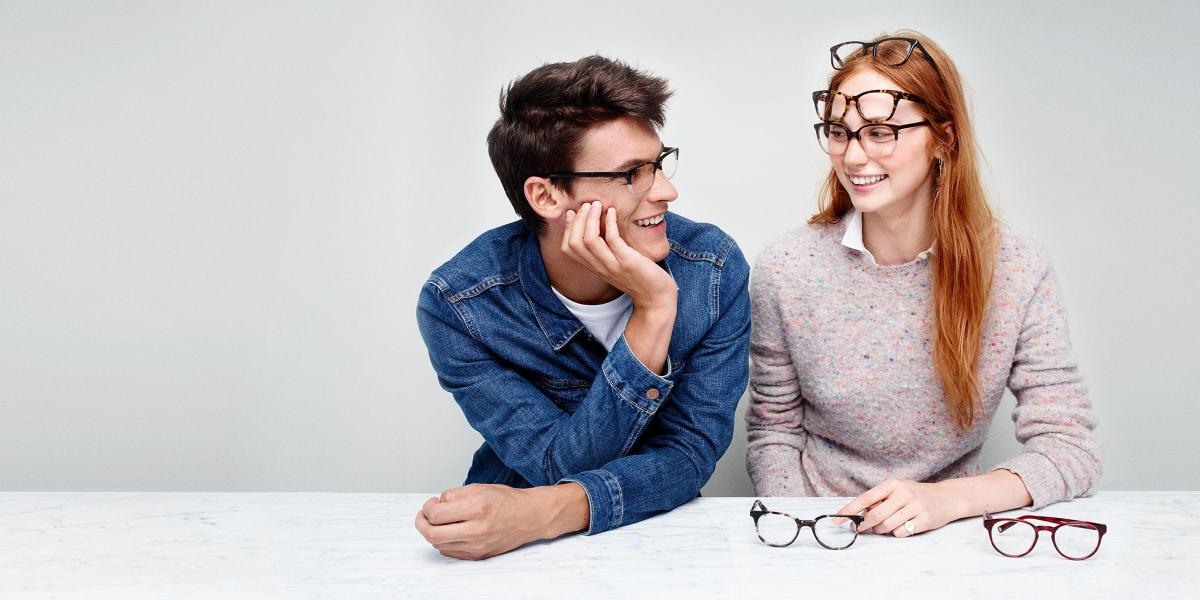 Image result for warby parker give a pair