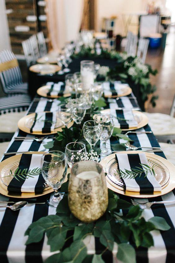 Prime 77 Awesome Ideas For A Black And White Wedding Crazyforus Home Interior And Landscaping Synyenasavecom