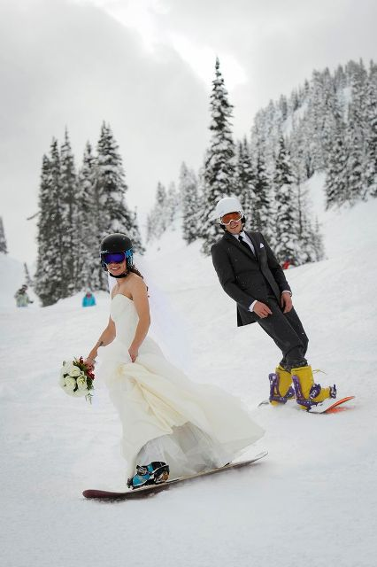 Snowboard Girl Wallpaper 21 Totally Awesome Ideas For A Snowboard Themed Wedding