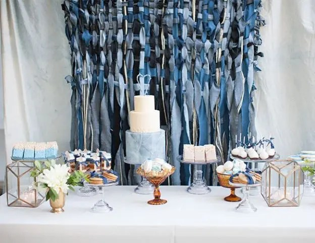 Wedding Wednesday Long Table Designs Flirty Fleurs