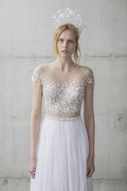 Ethereal The Stardust Collection Of Bridal Dresses By Mira