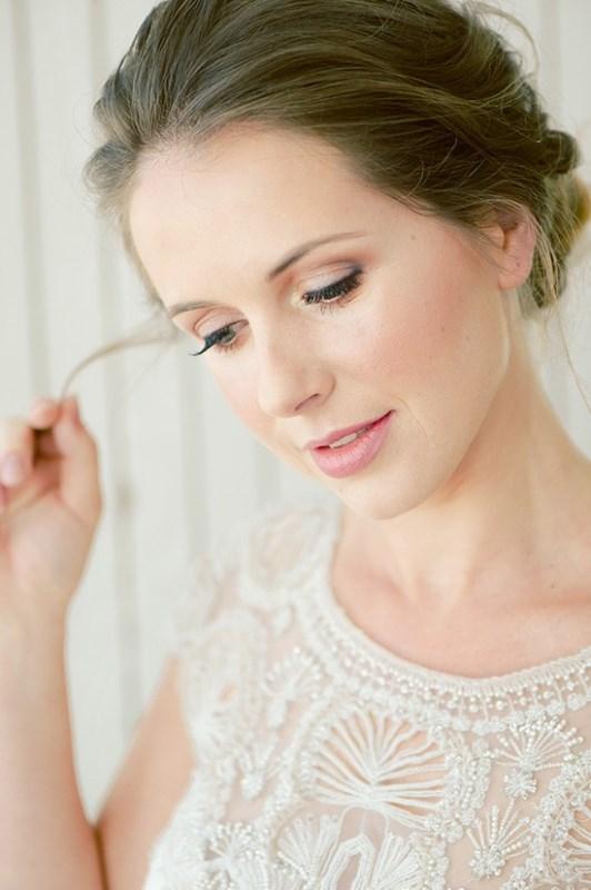 Natural DIY Bridal Makeup To Try  Weddingomania