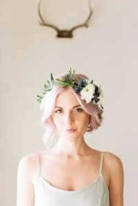 15 Unique Pastel Wedding Hair Ideas For Daring Brides ...