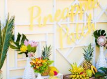 17 Fun Tropical Themed Bridal Shower Ideas - Weddingomania