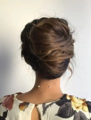 french twist hairstyle wedding