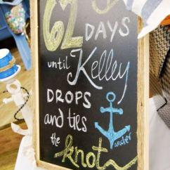 Kitchen Themed Bridal Shower Lamps For The 24 Chic Nautical Ideas - Weddingomania