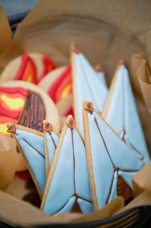 16 Cozy And Fun Camping Bridal Shower Ideas