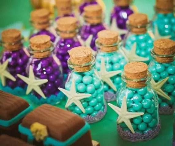 24 Mermaid Bridal Shower Ideas For Fairytale Lovers  Weddingomania