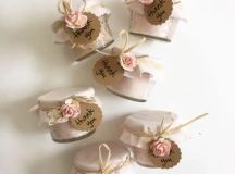 25 Inexpensive Yet Cute Handmade Bridal Shower Favors - Weddingomania