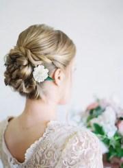 stunning diy twisted wedding hair