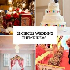 Chair Covers Ideas For Weddings Beach Table And Chairs 21 Whimsical Circus Wedding Theme - Weddingomania