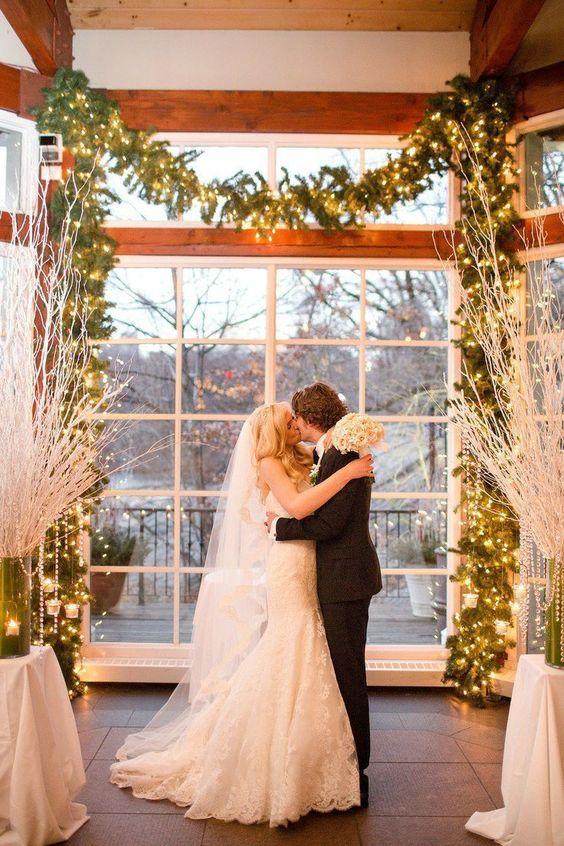 Indoor Wedding Aisles