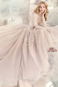 34 Long Sleeve Wedding Dresses For Fall And Winter ...