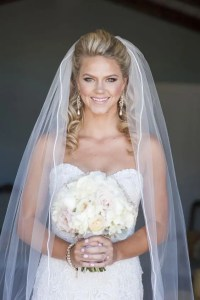 Wedding Hairstyles Half Updos With Veil - HairStyles