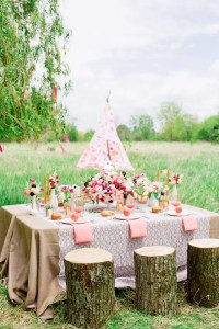 33 Bold Boho Chic Bridal Shower Ideas - Weddingomania