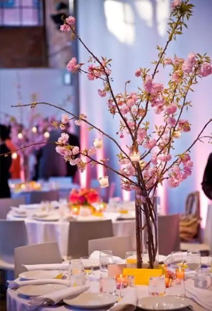 41 Romantic Cherry Blossom Wedding Ideas  Weddingomania