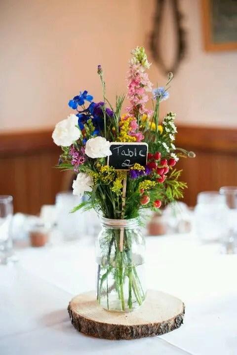 47 Beautiful And Natural Wildflower Wedding Ideas  Weddingomania