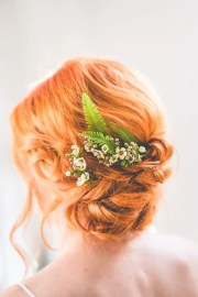 romantic spring wedding hairstyles