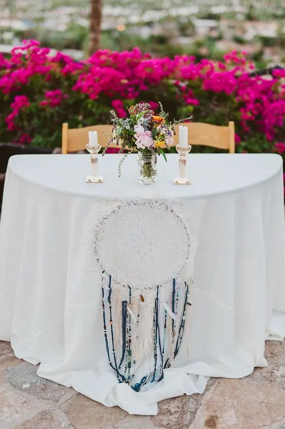 47 Beautiful Spring Boho Chic Wedding Ideas  Weddingomania