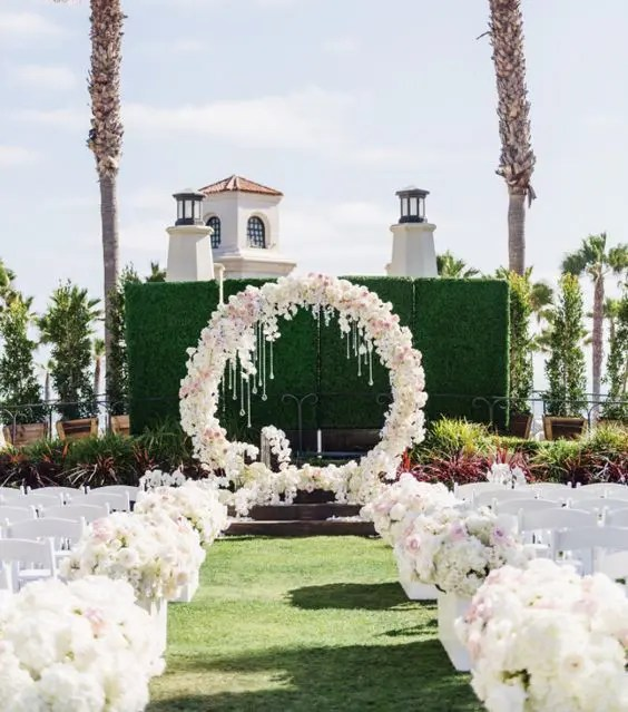 Wedding Ceremony Decoration Ideas Pictures Outdoor Idea Marriage Decor