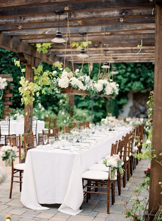 Black Wedding Arch Decorations
