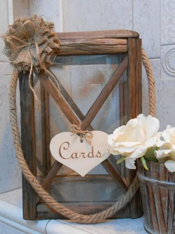 Cute Rustic Fall Wallpapers 35 Rustic Wedding Card Boxes And Their Alternatives