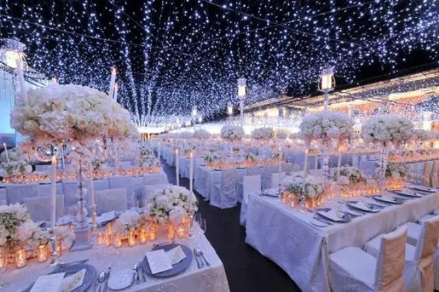 40 romantic starry night