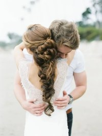 34 Fall Wedding Hair Ideas That Inspire - Weddingomania