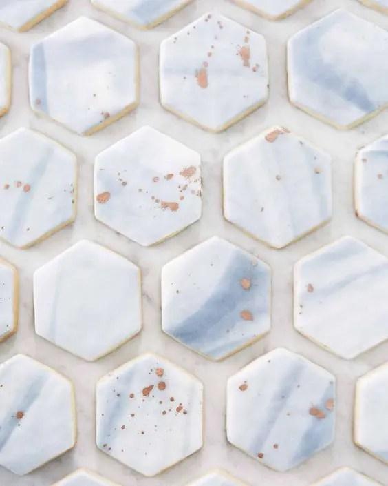 33 Trendy And Edgy Hexagon Wedding Ideas Weddingomania