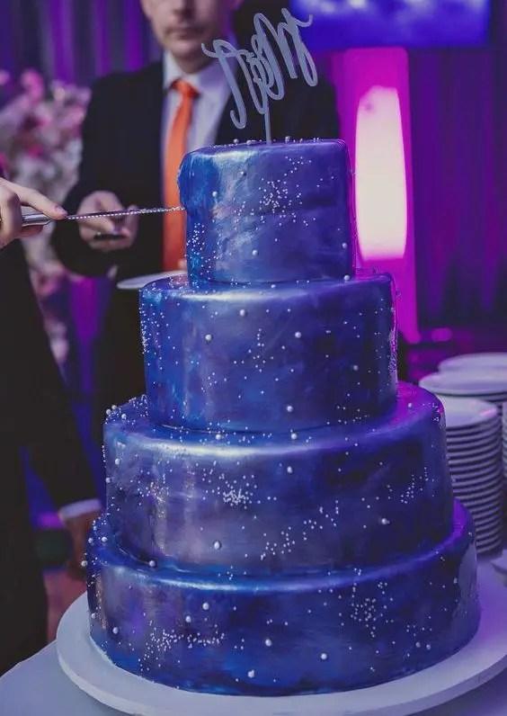 40 Romantic Starry Night Wedding Ideas  Weddingomania