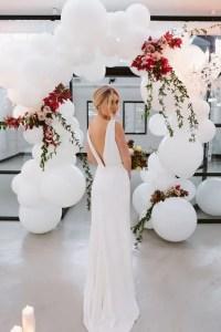 31 Cheerful Wedding Balloon Ideas That Inspire - Weddingomania