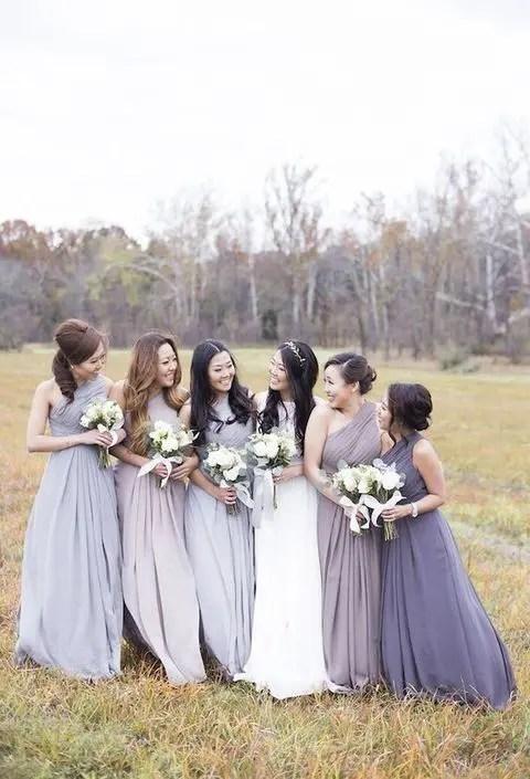 27 Zarten Grau Und Lavendel Hochzeits Ideen  Mode Kreativ