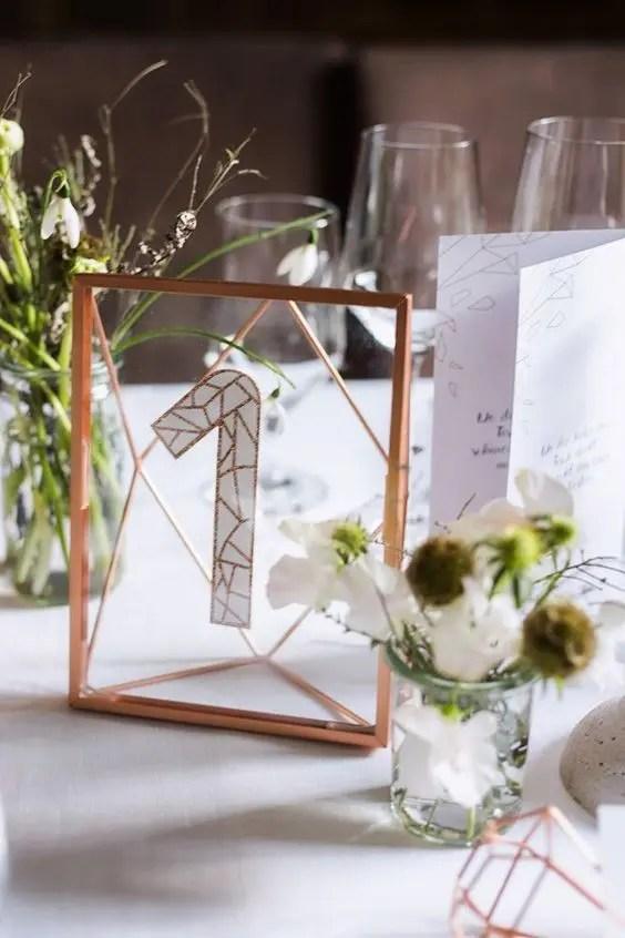 30 Chic Ways To Add Copper To Your Wedding  Weddingomania