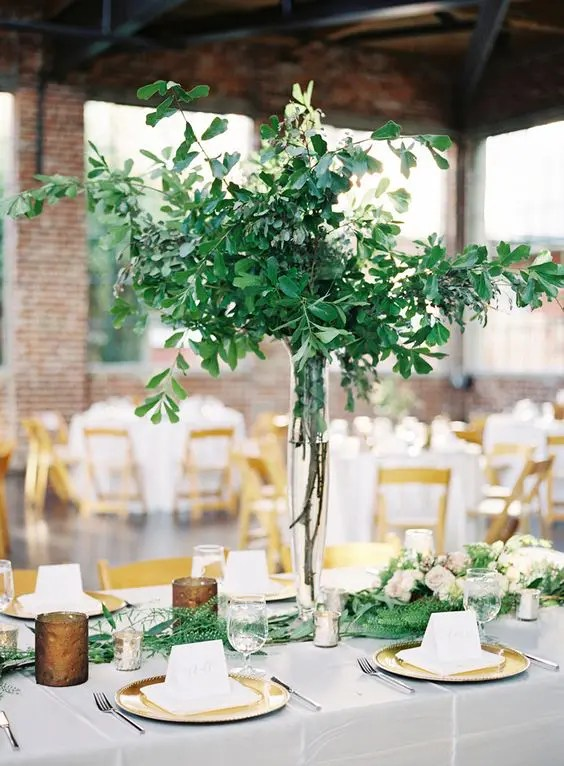 26 Refreshing Spring Wedding Centerpieces  crazyforus