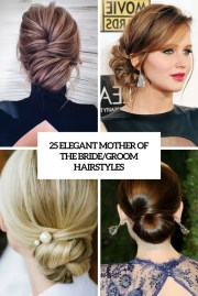 hairstyles mother of bride