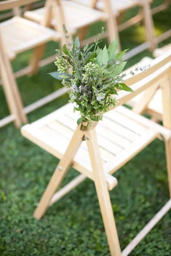 25 Chic Fall Wedding Aisle Decor Ideas  crazyforus